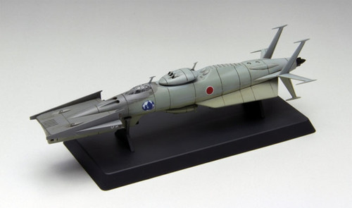 Fine Molds MC2 Missile Convoy (Reiji Matsumoto Mechanical Universe Series) 1/500 Scale Kit