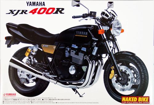 Aoshima Naked Bike 21 Yamaha XJR 400R 1/12 Scale Kit