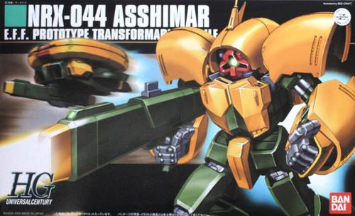 Bandai HGUC 054 Gundam NRX-044 ASSHIMAR 1/144 Scale Kit