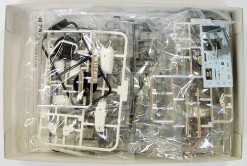 Aoshima Naked Bike 58 48986 Honda APE Yoshimra Custom Version 1/12 Scale Kit