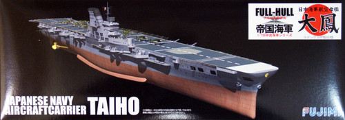 Fujimi FH-18 IJN Aircraft Carrier Taiho (Full Hull) 1/700 Scale Kit