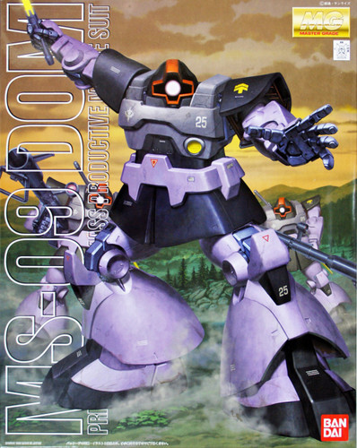 Bandai MG 725765 Gundam MS-09 DOM 1/100 Scale Kit