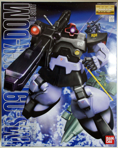 Bandai MG 744407 Gundam MS-09R RICK DOM 1/100 Scale Kit