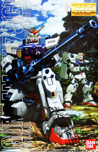 Bandai MG 763712 Gundam RX-79(G) Ground Type 1/100 Scale Kit