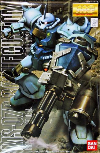 Bandai MG 005670 Gundam MS-07B-3 GOUF CUSTOM 1/100 Scale Kit