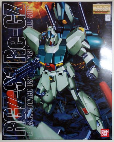 Bandai MG 033284 Gundam RGZ-91 Re-GZ 1/100 Scale Kit