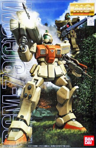 Bandai MG 039071 Gundam RGM-79(G) GM Ground Type 1/100 Scale Kit
