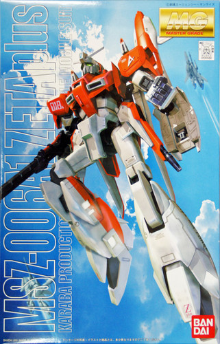 Bandai MG 055699 Gundam MSZ-006 A1 ZETA-Plus 1/100 Scale Kit