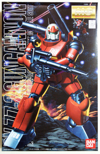 Bandai MG 070173 Gundam RX-77-2 Gun Cannon 1/100 Scale Kit