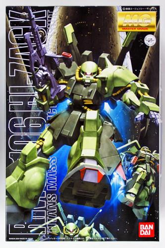 Bandai MG 268013 GUNDAM RMS-106 Hi-Zack 1/100 scale kit