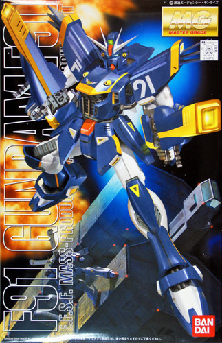 Bandai MG 467331 Gundam F91 Harrison Madin 1/100 Scale Kit