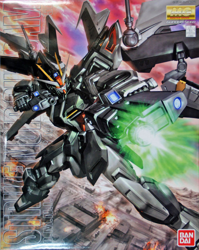 Bandai MG 489975 Gundam Strike Noir Gundam 1/100 Scale Kit