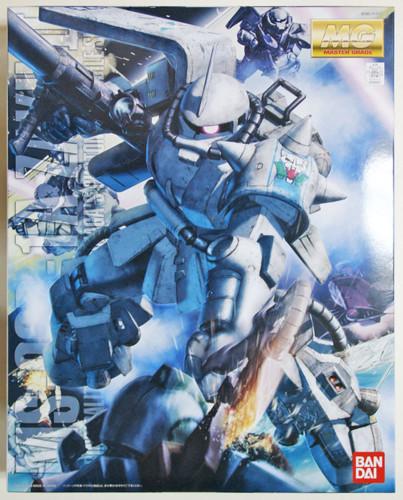 Bandai MG 566553 Gundam MS-06R-1A Zaku II Shin Matsunaga Custom 1/100 Scale Kit