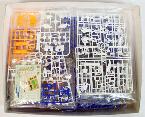 Bandai MG 609984 Gundam Astray Blue Frame Second Revise 1/100 Scale Kit
