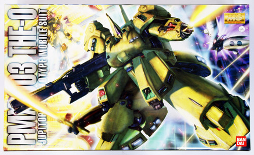 Bandai MG 649218 Gundam PMX-003 THE-O 1/100 Scale Kit