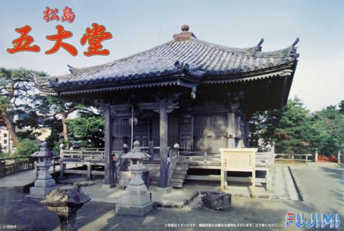 Fujimi Tatemono-23 Godaido Hall Matsushima (Japan) non-Scale Kit