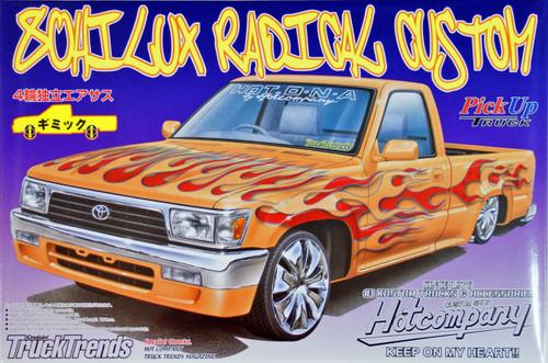 Aoshima 32800 Toyota Hilux 80 Radical Custom (Pick Up Truck) 1/24 Scale Kit