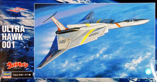 Hasegawa UM1 658516 Ultraman Seven Ultra Hawk 001 1/144 Scale Kit