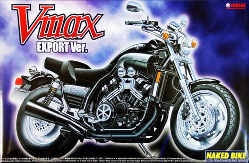 Aoshima Naked Bike 29 49457 Yamaha Vmax (V-max) Export Version 1/12 Scale Kit
