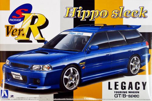 Aoshima 05521 Subaru Legacy Touring Wagon GT B spec Hippo Sleek 1/24 Scale Kit