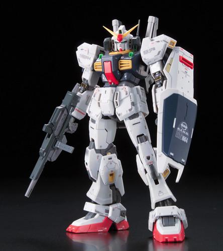 Bandai RG 08 Gundam Mk-II A.E.U.G. Prototype RX-178 1/144 Scale Kit
