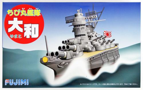 "Fujimi TK1 Chibi-maru Kantai Fleet Battle Ship Yamato"" non-scale kit"