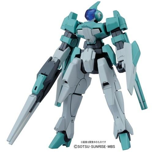 Bandai Gundam HG AGE-31 Clanche Custom (RGE-G2100C) 1/144 Scale Kit