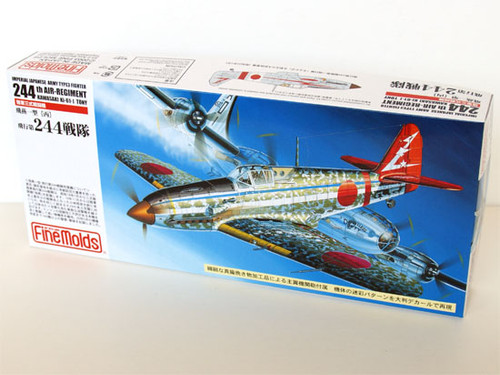 Fine Molds FP26 KAWASAKI Ki-61-I TONY 1/72 Scale Kit