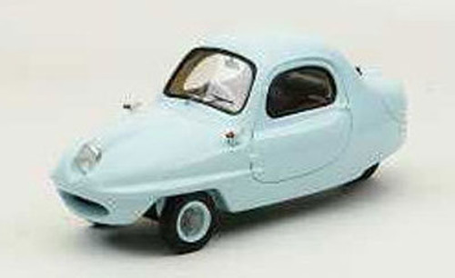 Ebbro 44532 Fuji Cabin 5A 1955 L/Blue (Resin Model) 1/43 Scale