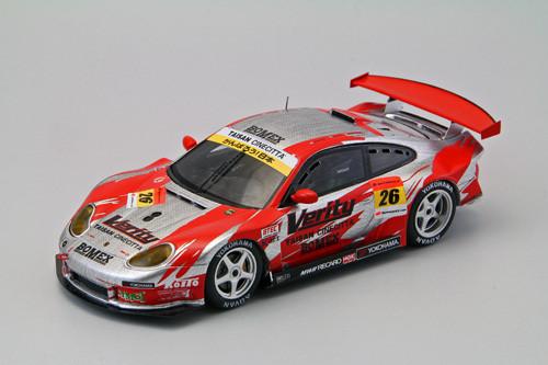 Ebbro 44576 Verity Taisan Porsche Super GT300 2011 #26 (Resin Model) 1/43 Scale