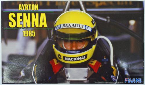 Fujimi GP SP23 F1 Lotus 97T Portugal GP 1985 with Driver Figure 1/20 Scale Kit