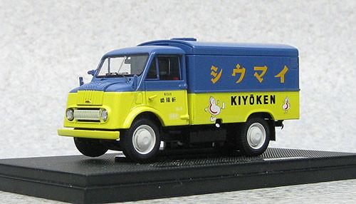 Ebbro 44572 Toyopet SKB VanTruck Kiyoken (Blue/Yellow) 1/43 Scale
