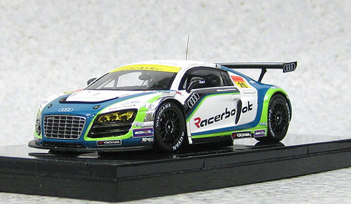 Ebbro 44756 Racerbook Audi R8 LMS SUPER GT300 2012 #20 (Resin Model) 1/43 Scale