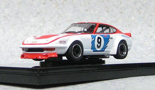 Ebbro 44951 Nissan Fairlady Z 240ZR No.9 1973 Fuji 1000km 1/43 Scale