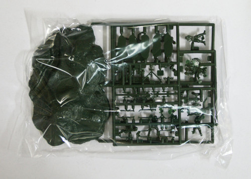 Fujimi WA25 World Armor German Infantry 1/76 Scale Kit