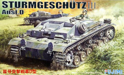 Fujimi SWA10 Special World Armor Sturmgeschutz III Ausf.D 1/76 Scale Kit