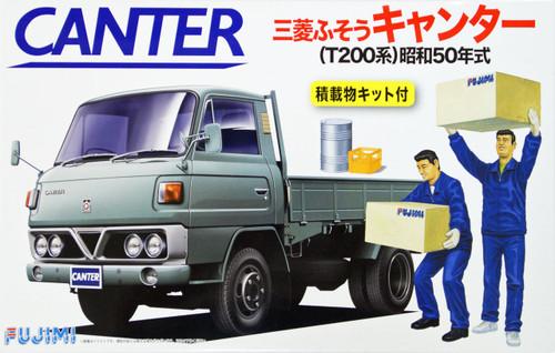 Fujimi HT1 Mitsubishi Fuso CANTER (T200) 1/32 Scale Kit