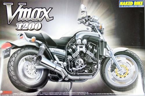 Aoshima Naked Bike 30 08430 Yamaha VMAX1200 Japan edition 1/12 Scale Kit