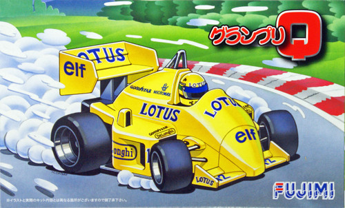 Fujimi Grand Prix Q Series No. 01 F1 Lotus 99T non-Scale Kit