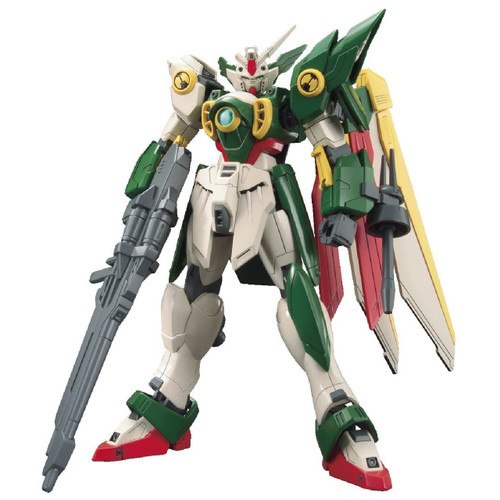 Bandai HG Build Fighters 006 WING Gundam FENICE 1/144 Scale Kit