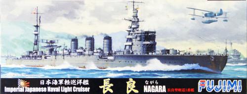 Fujimi TOKU-102 IJN Imperial Japanese Naval Light Cruiser Nagara 1/700 Scale Kit