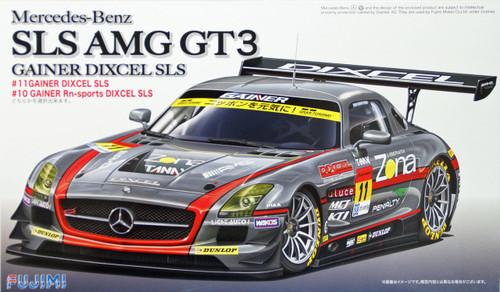 Fujimi RS-92 Mercedes Benz SLS AMG GT3 Gainer Dixcel SLS 1/24 Scale Kit 125862