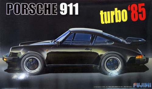 Fujimi EM01 Porsche 911 Turbo 1985 1/24 Scale Kit