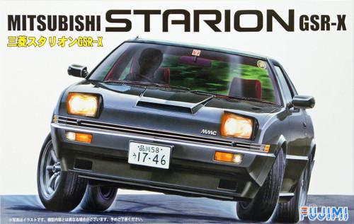 Fujimi ID-117 Mitsubishi Starion GSR-X 1/24 Scale Kit