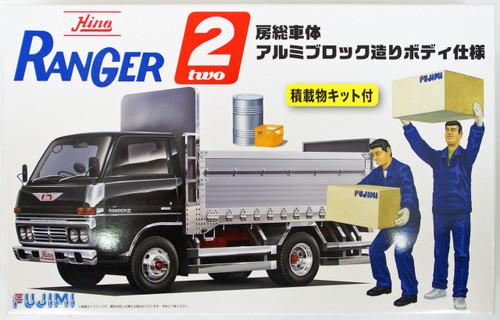 Fujimi HT2 Hino Ranger 2 1/32 Scale Kit