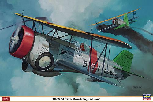 Hasegawa 08235 BF2C-1 5th Bomb Squadron 1/32 Scale Kit
