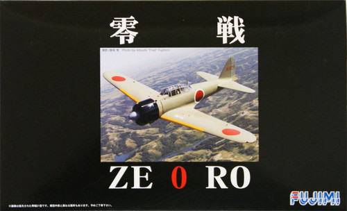 Fujimi 311104 Mitsubishi Zero Fighter Model 21 1/48 Scale Kit