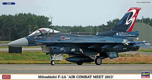 Hasegawa 02085 Mitsubishi F-2A Air Combat Meet 2013 1/72 Scale Kit
