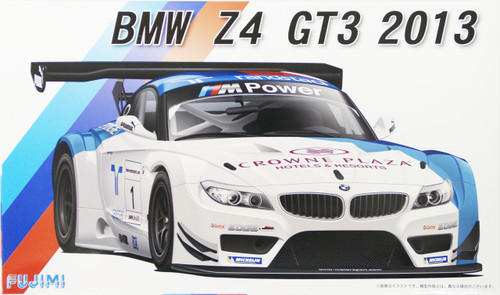 Fujimi RS-00 BMW Z4 GT3 2013 1/24 Scale Kit 125930