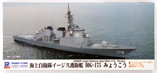 Pit-Road Skywave J-64 JMSDF Aegis Defense Ship DDG-175 Myoko 1/700 Scale Kit